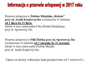 infoprzerwa