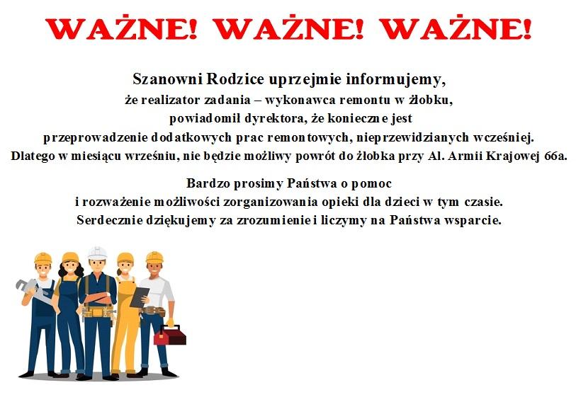 Info o Remoncie